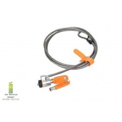 Kensington master keyed microsaver