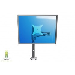 Dataflex ViewLite Monitor Arm 122 zilver