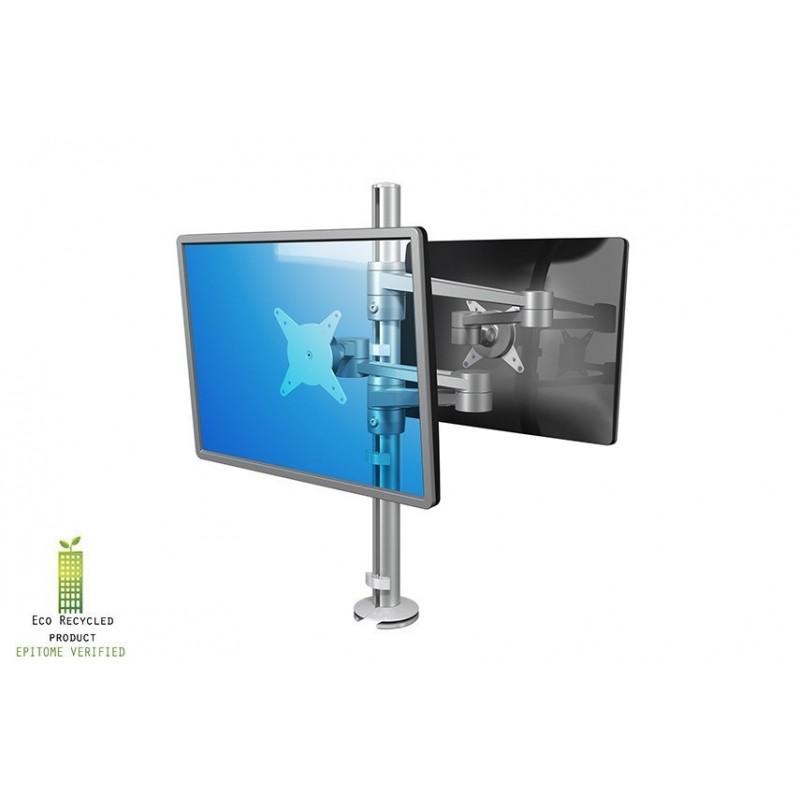 Dataflex ViewLite Monitor Arm 142 zilver