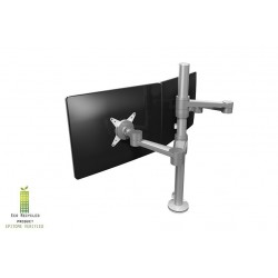 Dataflex ViewLite Monitor Arm 142 zilver