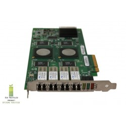 Qlogic QLE2464 Quad port fibre channel PCIe Host Bus adapter