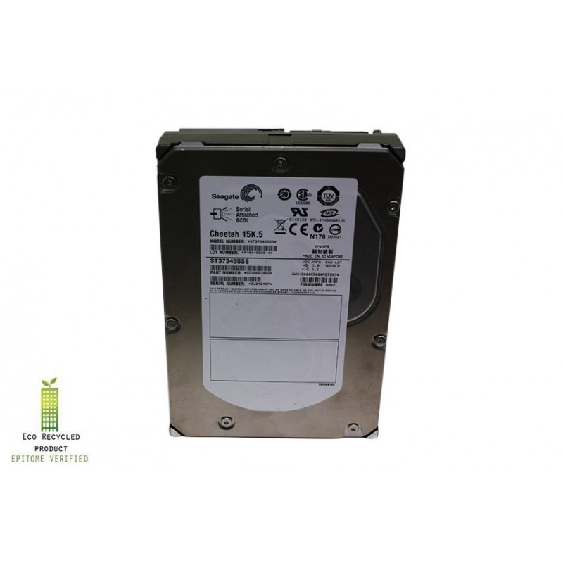Seagate Cheetah 15K.5 ST373455SS 73GB SCSI Harddisk (refurbished)