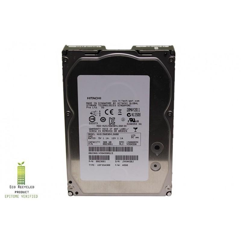 """Hitachi HVS156030VLS600 300GB 15000 RPM 3.5"""" SAS Hard Drive"""