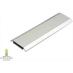 Aluminium vloer kabelgoot B 13 x L 50 cm