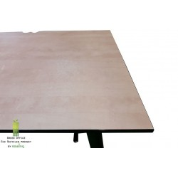 Aspa slingerverstelbaar bureau 120x80
