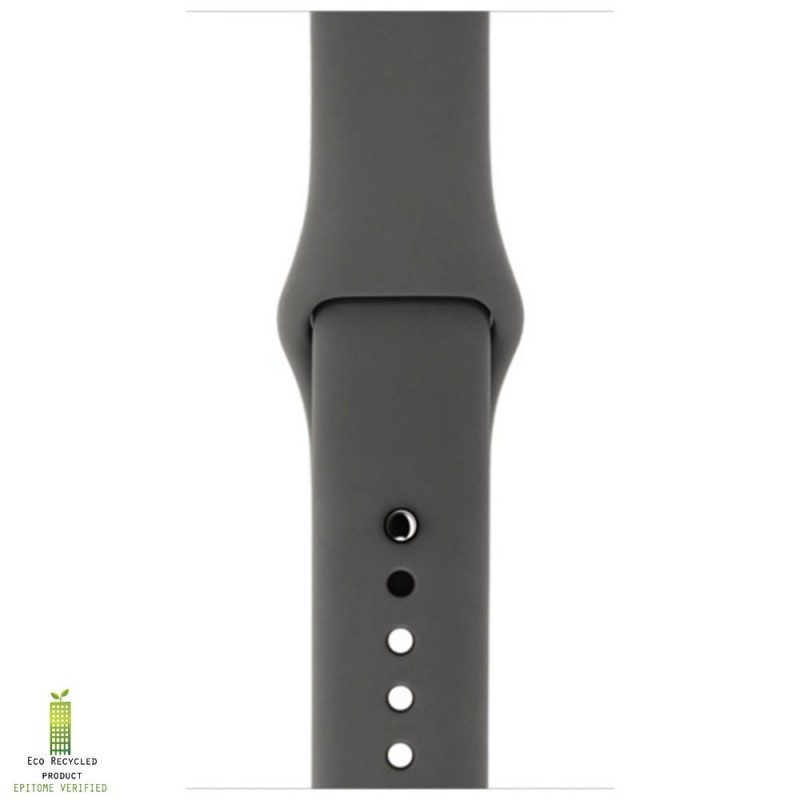 Apple MNHY2ZM/A 38mm Concrete Sport Band