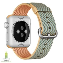 Apple Watch Bandje MM9M2ZM-A 38mm - Goud Koningsblauw