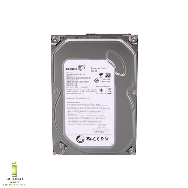 Seagate Barracuda 7200.12 ST3500418AS