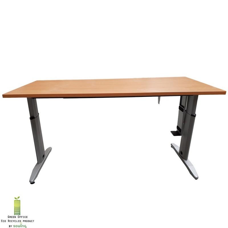 Ignotus bureau tweepoot 160x80 cm