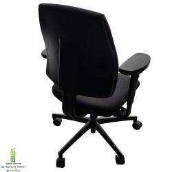 Interstuhl bureaustoel zwart