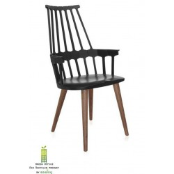 Kartell Comback stoel (set 2 stuks)